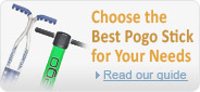 Choose the best pogo stick for your needs